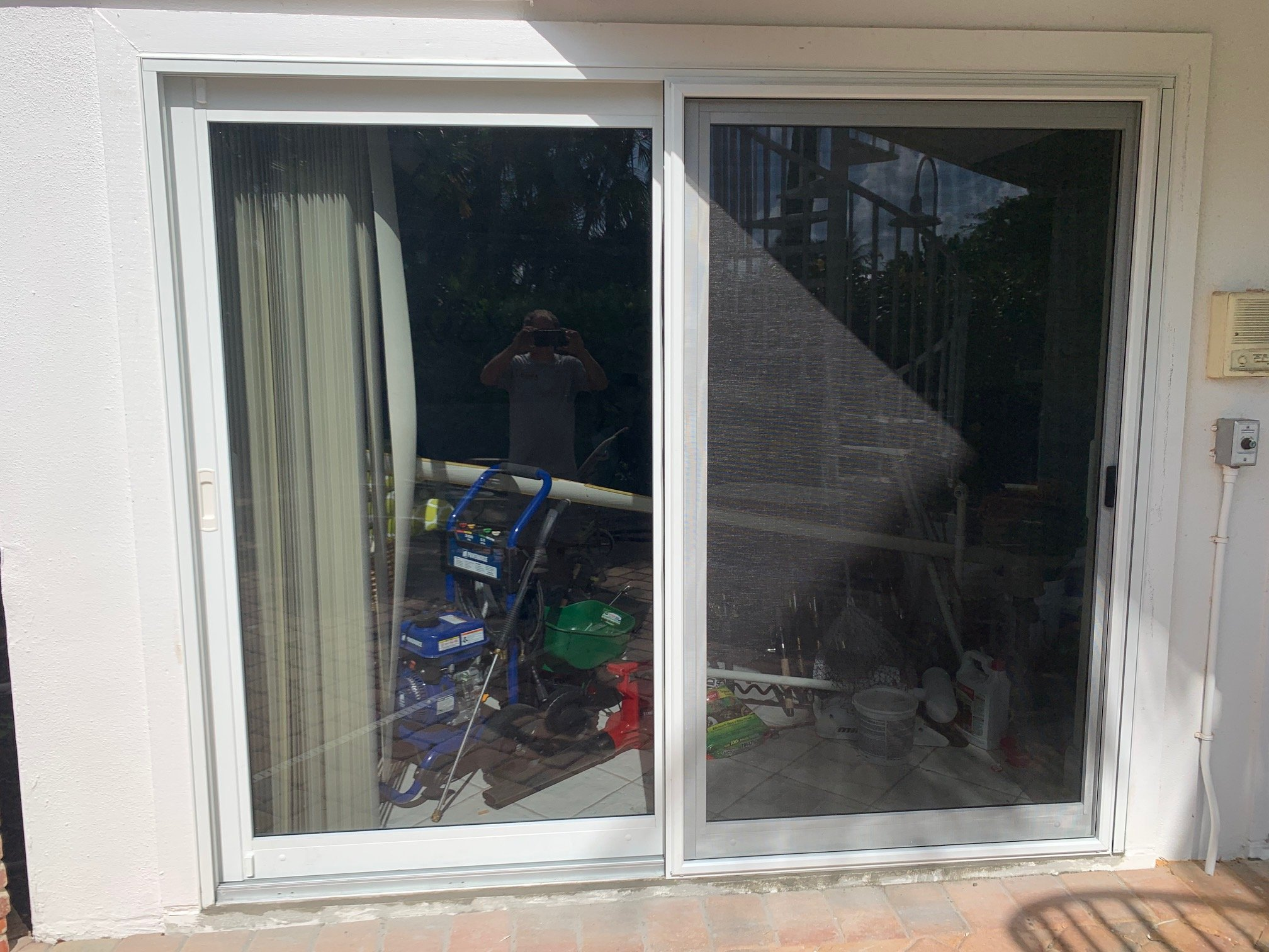 Sliding Doors Installation