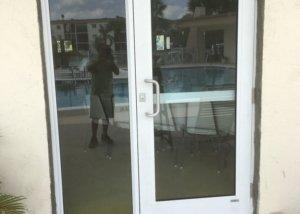 Replacing Double Door